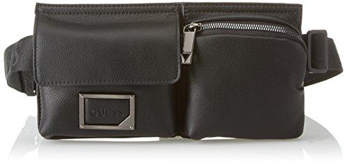 5 y hombro L Shoppers 8x12x24 Crossbody x bolsos Black H cm 2 Negro GUESS Bags de Hombre W 7tAqBB