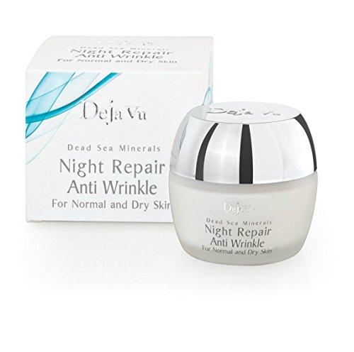 Deja Vu Dead Sea Minerals Night Repair Cream - 50 ml/1.7 fl oz