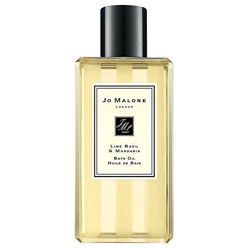 (Jo Malone London Lime Basil & Mandarin Bath Oil 250ml (PACK OF 4))