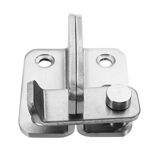 - OKIl Stainless Steel Sliding Lock Heavy Duty Window Door Gate Safety Barrel Bolt Latch Hasp