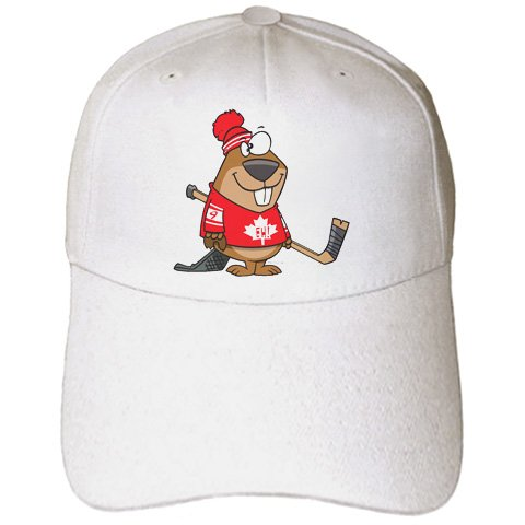 7201ae884 Amazon.com: Dooni Designs Random Toons - Silly Canadian Hockey ...