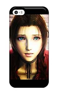High-end Case Cover Protector For Iphone 5/5s(aerith Gainesborough)