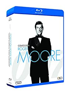Bond: Roger Moore Collection Blu-Ray [Blu-ray]