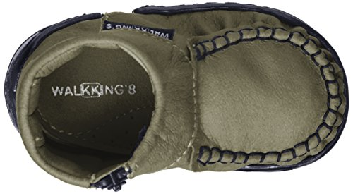WalkkingsZip Around - Botines de Senderismo Bebé-Niños Beige (Moon Dust)