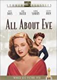 All About Eve by Bette Davis