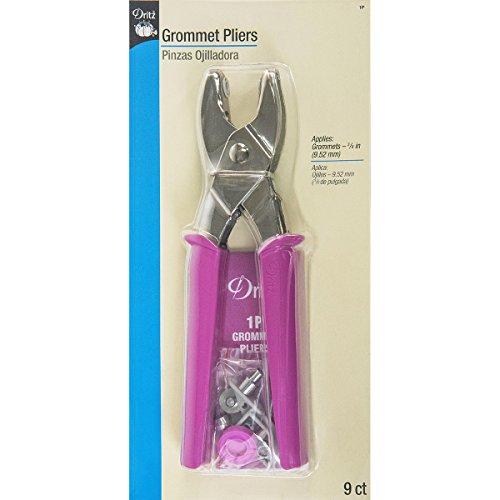 Dritz Grommet Plier Kit 3/8