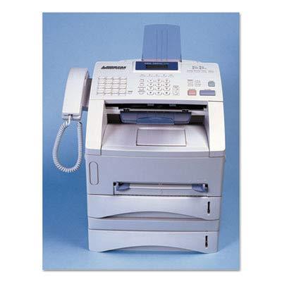 Brotheramp;reg; - IntelliFax 5750e Network-Ready Business-Class Laser Fax/Copier/Phone - Sold As 1 Each - 33.6 Kbps Super G3 Modem Sends fax in 2 Seconds ()