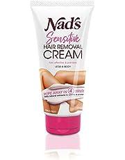 Nad's Sensitive Hair Removal Cream 5.1 ounce