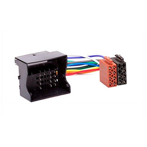CARAV 12 - 026 Adattatore Radio ISO tutti i modelli con più Cavo di connessione spina connettore cablaggio Loom - Cavo adattatore stereo 12-026