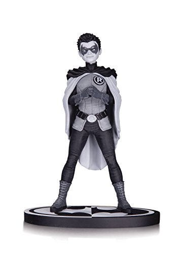 DC Comics Batman: Black and White Robin By Frank Quietly Statue Limited Edition of 5,200