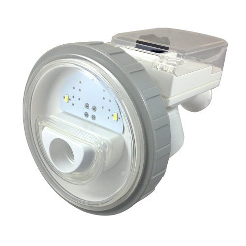 Smartpool EZ3WPV20 EZ Light Complete Solar Powered White LED with Return Fitting (Discontinued by Manufacturer)
