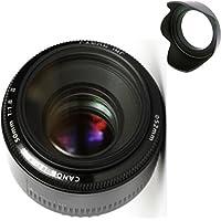 Canon 50mm 1.8 II Lens + Lens Hard Tulip