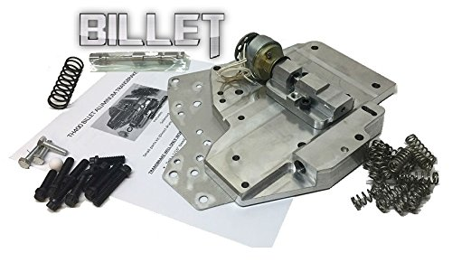 TSI TRANSMISSION SPECIALTIES TURBO 400 BILLET REVERSE MANUAL VALVE BODY WITH INTERNAL TRANS BRAKE