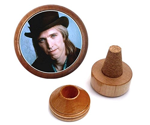 Tom Petty gift present | Bottle Stopper and Cork Holder.