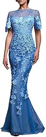 فستان طويل من ديزاينر جيمي معلوف