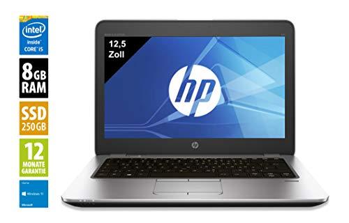 HP Elitebook 820 G3 | Notebooks | Laptop | 12,5 Zoll (1366×768) | Intel Core i7-6600U @ 2,6 GHz | 8GB DDR4 RAM | 256 GB…