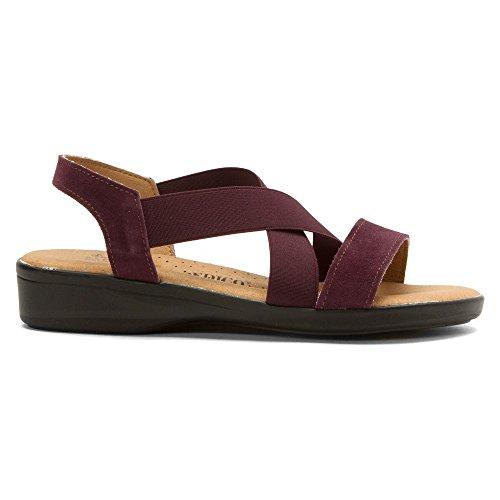 Sandalo Monterey Da Donna Arcopedico Viola