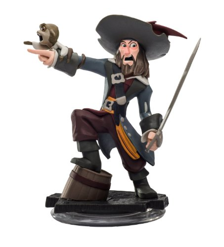 - DISNEY INFINITY Figure Captain Barbossa