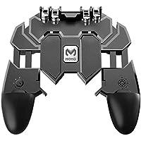 Kit Gamepad Botões L1 R1 L2 R2 Gatilho Mira Tiro + Suporte