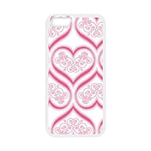 iPhone 6 4.7 Inch Cell Phone Case White Enchanted Hearts OJ467922