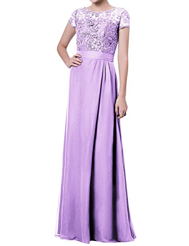 The Formal JAEDEN Lavender Dress Mother Evening Gown Bride Party with Sleeves for of Dress Wedding 00gnrEq