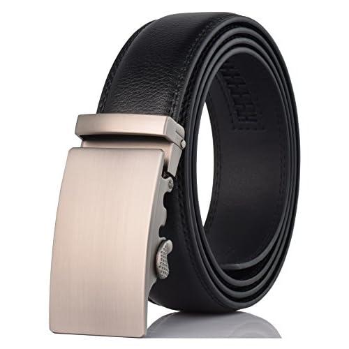Envio gratis QISHIYUHUA Hombres Cinturón de Cuero Correa Cinturones de Piel  Diseñado para caballero ea31b8deac1c