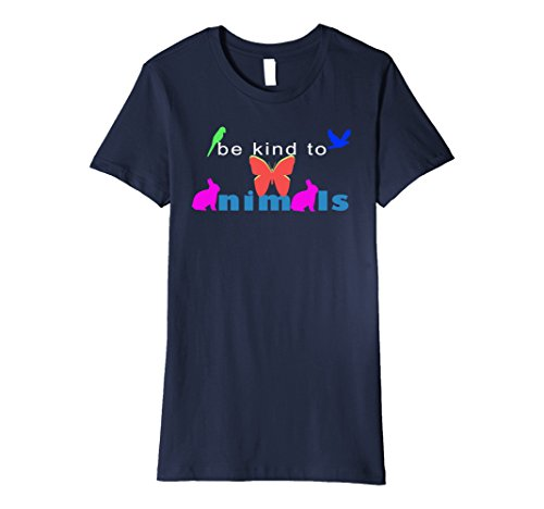 [Women's Animal Tee Shirts XL Navy] (Parrot Costume Female)