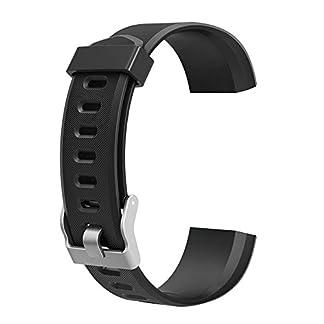 Bracelet Strap Wristband,BEBIGColorful Watchband Accessory for ID115Plus HR Smart Watch 41uBda9jtUL