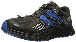 Salomon Men's X-mission 3 Cs-m Trail Runner, Autobahnblackunion Blue, 10 D Us