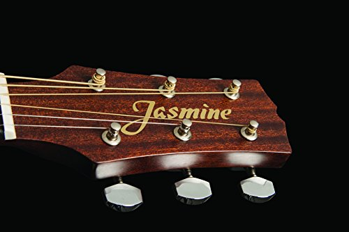 Jasmine S35 Acoustic Guitar, Natural - Image 11
