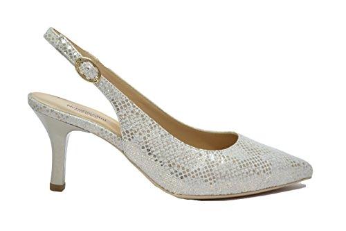 Nero Giardini Decollete' scarpe donna sable 7432 elegante P717432DE