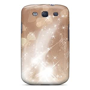 Fashionable Style Case Cover Skin For Galaxy S3- Peaceful Rose