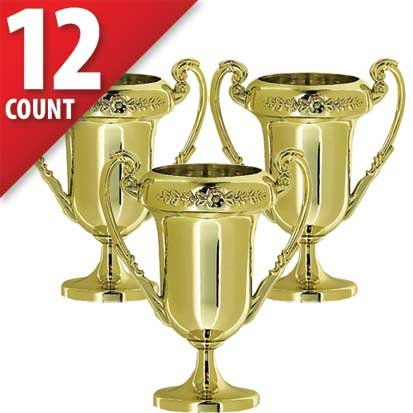 Mini Award Trophies 12ct]()