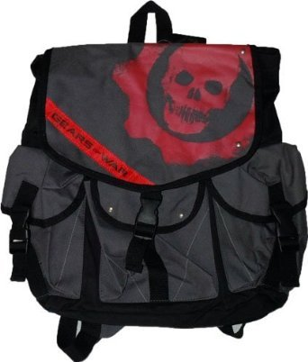 Gears Of War – Spatter Military Backpack, Outdoor Stuffs