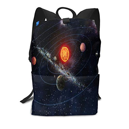 Our Solar System of Space School Backpack 1th 2th 3th Grade for Boys Teen Girls Kids