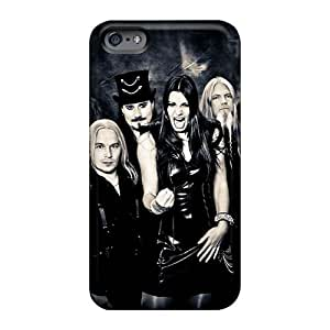 KerryParsons Apple Iphone 6 Great Cell-phone Hard Covers Support Personal Customs High Resolution Nightwish Band Pattern [ILE777oLma]