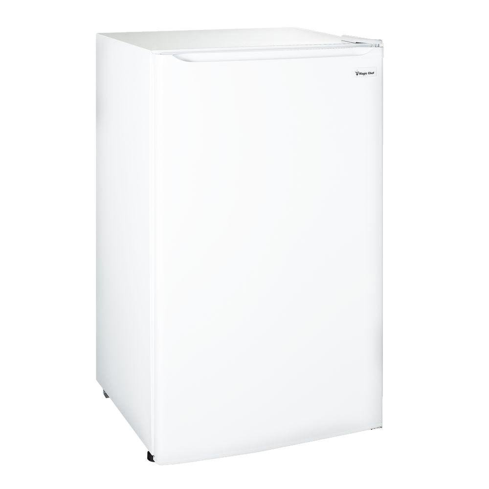 Magic Chef 3.5 cu. ft. Mini Refrigerator in White HMBR350WE1