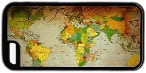 World Map Theme Iphone 5c Case