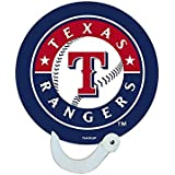 Evergreen Fold-able Sports Pop up Fans (Texas Ranger) Set of 2