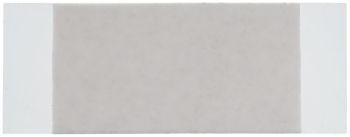 Rectangles Pack of 25 Thermal Management 1.45 Width 3M Thermally Conductive Acrylic Interface Pad 5590H High Performance Interface Pad Gray 0.76 Length