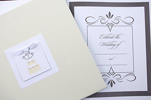 Wedding Memory Book | Handmade Wedding Photo Book | Choose Your Design