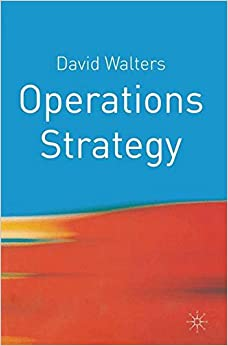 Book Operations Strategy: A Value Chain Approach