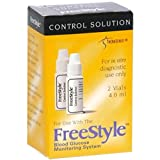 Freestyle Control Solution 4ml 2 vials