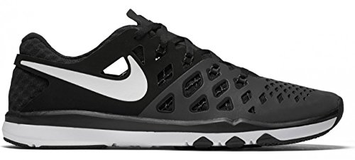 Nike Train Speed 4 Black/White Mens Running Training Shoes Size 11