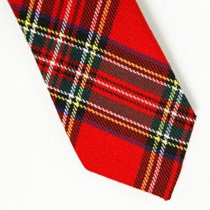 cefaa348225f4 Pacotille Corner - Cravate femme rouge écossaise: Amazon.fr: Vêtements et  accessoires