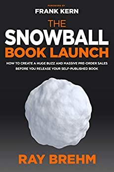 Snowball Book Launch Pre Order Self Published ebook product image