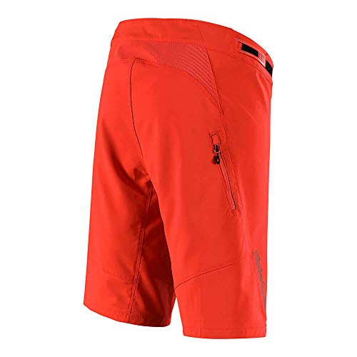 Troy Lee Designs Womens All Mounatin Mountain Bike Skyline Shorts (Medium, Orange) by Troy Lee Designs (Image #1)