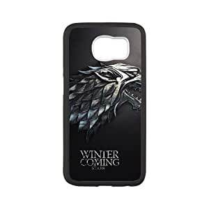 Unique Design Cases Lnlwp Samsung Galaxy S6 Cell Phone Case Game of Thrones Printed Cover Protector