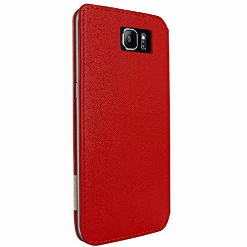Piel Frama Wallet Case for Samsung Galaxy S7 Edge - Red by Piel Frama (Image #1)