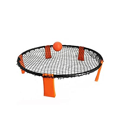 Pelota de Playa Slam Ball 3 Ball Spikeball- Incluye Playing Net, 3 ...